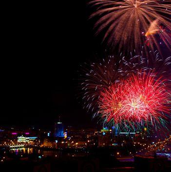Salute in Chelyabinsk - image gratuit #185727