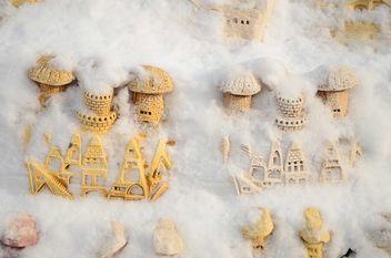 tiny statue of cappadocia - бесплатный image #185957