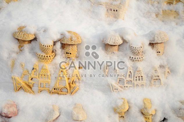 tiny statue of cappadocia - Free image #185957