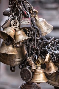 Bells and locks - image gratuit(e) #185967
