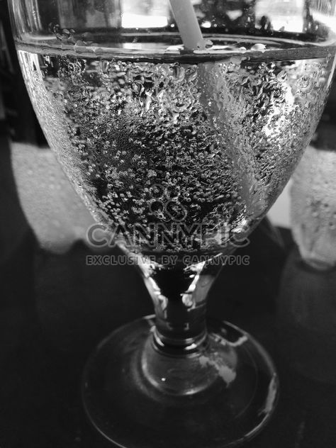Glass of cold water - Free image #185987
