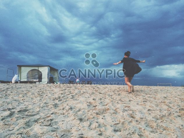 en la playa en Kiev - image #186147 gratis