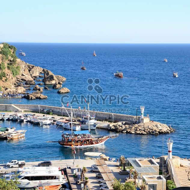 View of bay in Antalya - Free image #186287