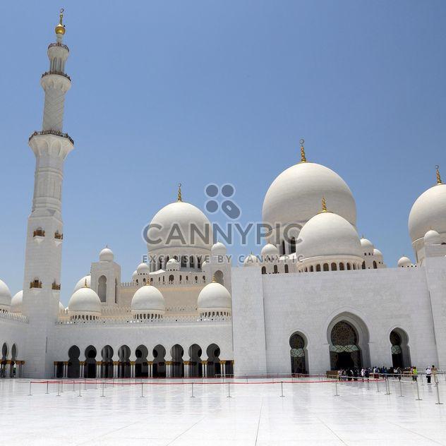 Мечеть шейха Заида, Абу-Даби - бесплатный image #186787