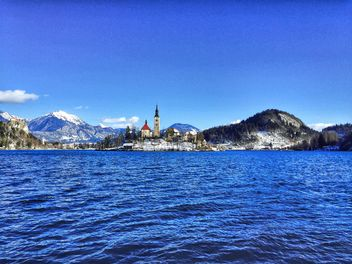 Bled Lake, Slovenia - Kostenloses image #186827