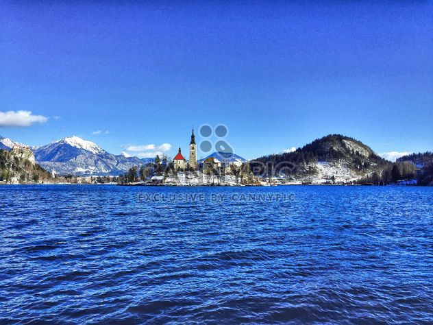 Bled See, Slowenien - Kostenloses image #186827