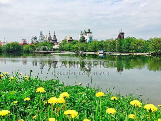 Izmaylovo Kremlin, Moscou, Russie - Free image #186867