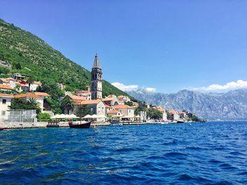 Town of Perast, Kotor Bay, Montenegro - image #186887 gratis