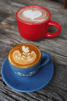 Coffee latte morning - Free image #186947