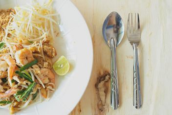 Padthai noodles - Free image #186997