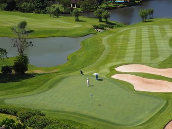 Blue Canyon golf club in Thailand - image #187057 gratis