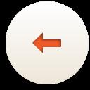 Zurück - Kostenloses icon #188347
