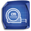 Measuring Tape - icon gratuit #189297