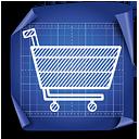 carrito de compras - icon #189417 gratis