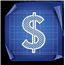 Dollar - icon gratuit(e) #189457
