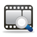 Search Film - icon gratuit #189797