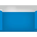Папка - бесплатный icon #190007