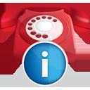 Телефон информация - бесплатный icon #190277