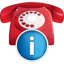 Téléphone info - Free icon #190277