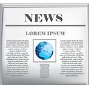News - Free icon #190407