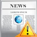alerta de noticias - icon #190417 gratis