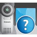 aide de la caméra vidéo - icon gratuit #190537