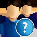 Benutzer-Hilfe - Kostenloses icon #190567