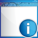 Window Info - icon gratuit #190647
