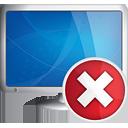 Computer Delete - icon gratuit #190917