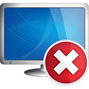 Computer Delete - Free icon #190917
