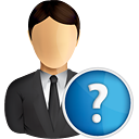 Business User Help - icon gratuit #191017