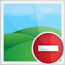 Image Remove - Kostenloses icon #191107
