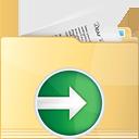 Folder Next - Free icon #191307