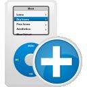 Ajouter iPod - icon gratuit(e) #192077