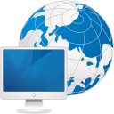 Globe Computer - Free icon #192127