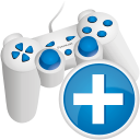 Joystick Add - Free icon #192147