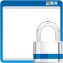 Window Lock - icon gratuit #192207