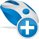 Añadir ratón inalámbrico - icon #192357 gratis