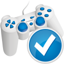 Joystick Accept - icon gratuit #192367