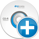 Cd Add - icon #192517 gratis