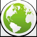 Globe - icon gratuit #192847