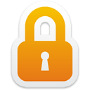 Lock - icon gratuit #192937