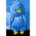 Twitter - icon #193207 gratis