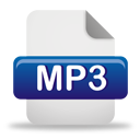 Mp3 File - Free icon #193237
