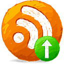 Rss Up - icon #193327 gratis