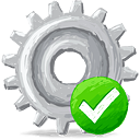 Process Accept - Free icon #193337