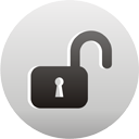 Unlock - icon gratuit(e) #193437