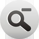 effectuer un zoom arrière - Free icon #193547
