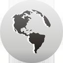 Globe - icon gratuit #193587