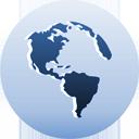 Глобус - бесплатный icon #193747